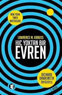 Lawrence M. Krauss – Hiç Yoktan Bir Evren