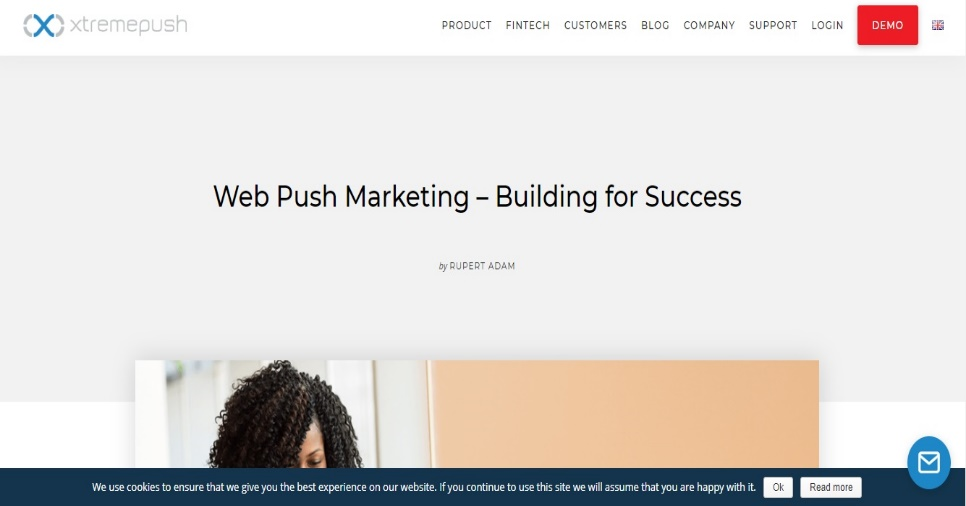 XtremePush – Push in the Direction of Maximum Conversions