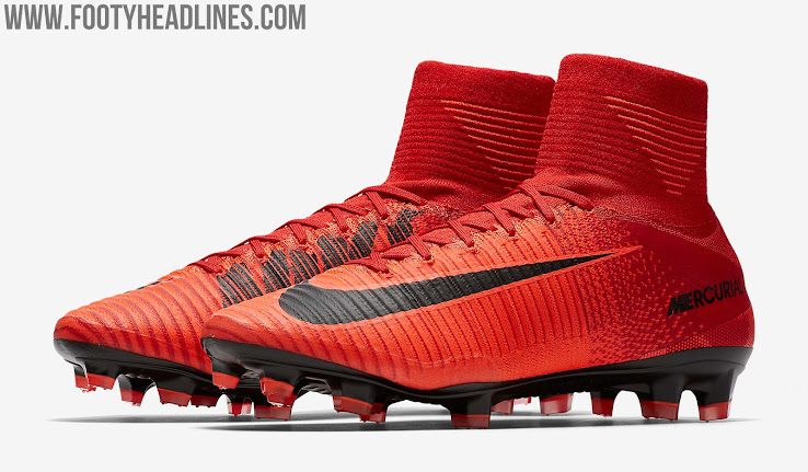 clearance sale wholesale best deals on Nike Mercurial Superfly V Fire Pack Boots Revealed - cheap ...