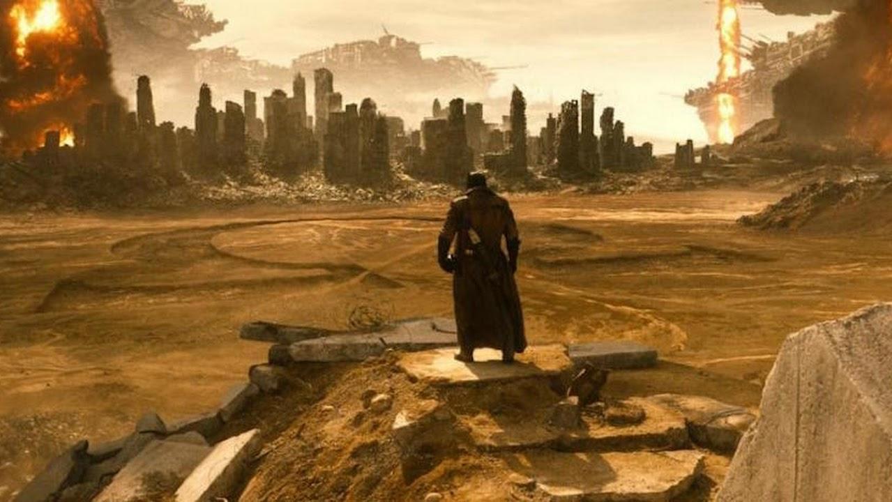 Zack Snyder divulga imagem incrível do Knightmare Batman de Ben Affleck