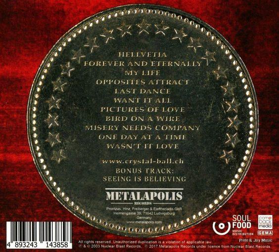 CRYSTAL BALL - Hellvetia [2017 Digipak reissue +1] (exclusive) back