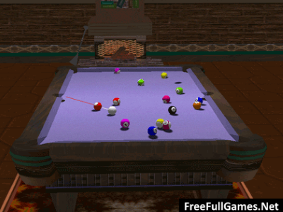Perfect Pool 3D PC Game Free Download Full Version