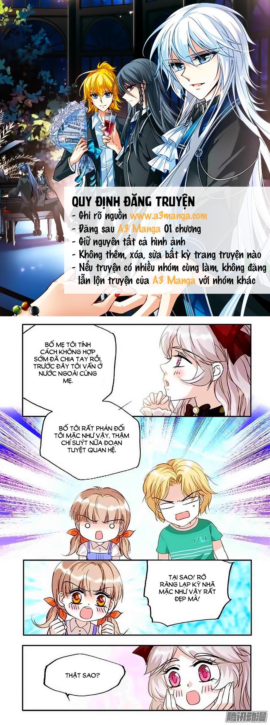 Thanh Ninh Chi Hạ – Chap 22