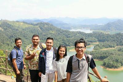 Wara Wiri Wisata Alam Ulu Kasok, Keindahan Raja Ampat Riau
