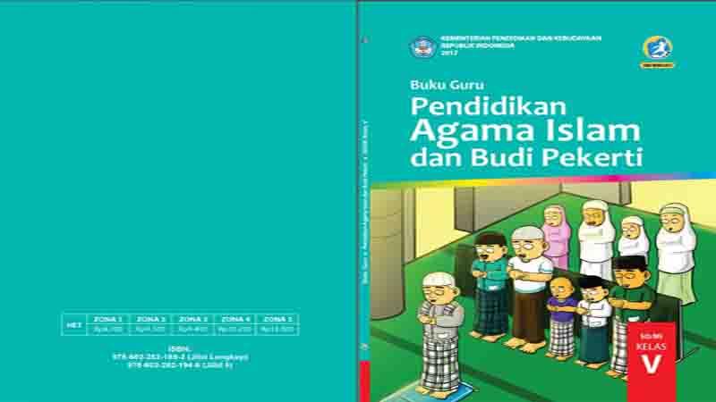 Buku Guru Kelas 5 Sd Pendidikan Agama Islam Dan Budi Pekerti K13 Revisi 2017 Gurusd Id