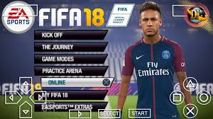 Download Fifa 2018 Apk Mod Iso For Ppsspp Emulator On Android