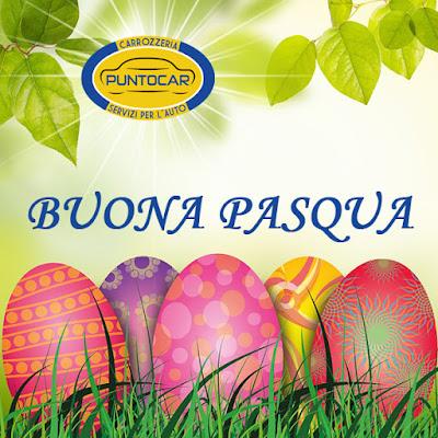 Buona Pasqua da Puntocar