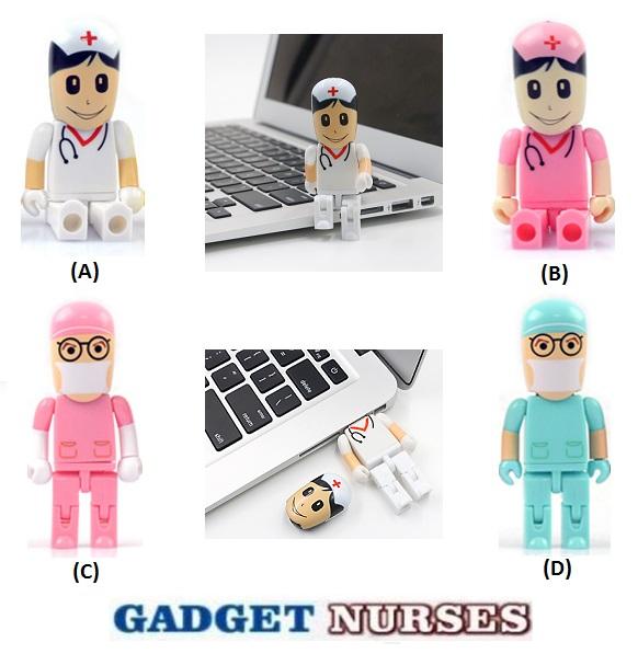 Ben noto GADGET NURSES - accessori per il personale sanitario EI47