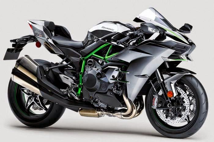 Harga Kawasaki Ninja H2 Dan H2r Review Spesifikasi Februari 2018