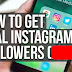 Instagram Followers Real Updated 2019