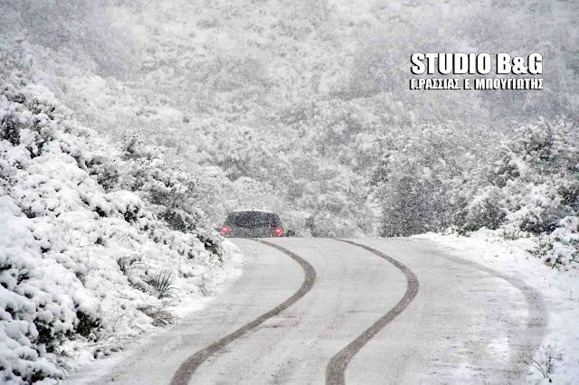 Γιάννης Καλλιάνος: Έρχονται ισχυρές καταιγίδες και χιονιά σε ορεινά και ημιορεινά