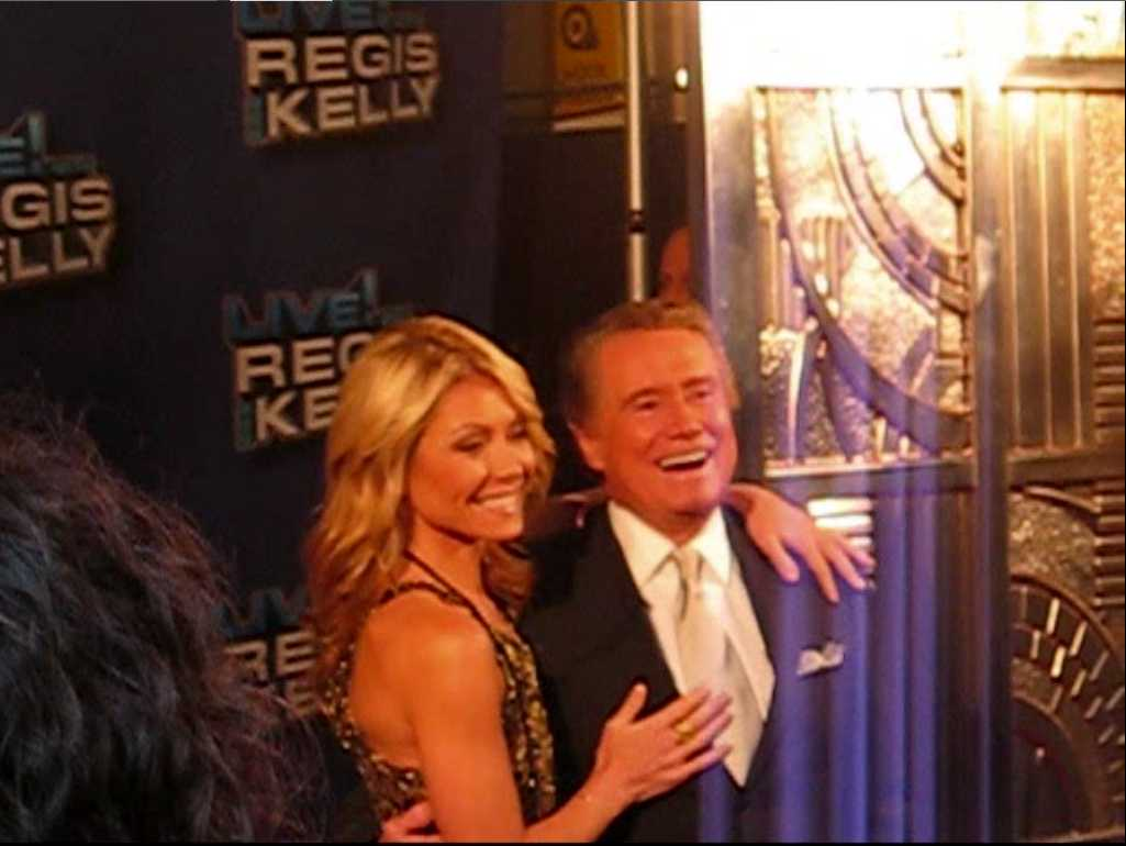 Regis Philbin Retires