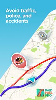 Waze GPS Maps Traffic Alerts And Live Navigation APK