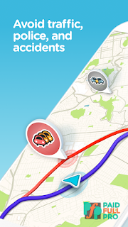 Waze GPS Maps Traffic Alerts And Live Navigation APK