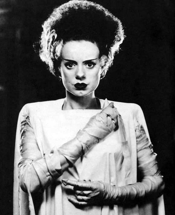 Bride Of Frankenstein Makeup Ideas