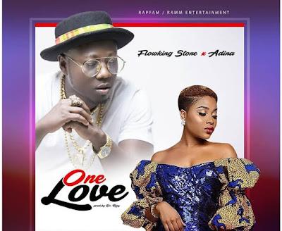 Flowking Stone ft. Adina – One Love (Mp3 Download)