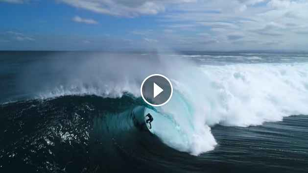 Marty Paradisis Shipstern Bluff