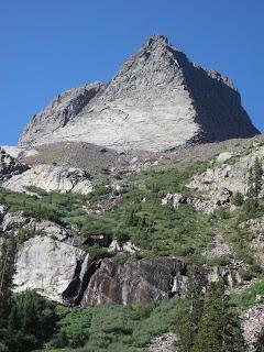Wham Ridge and Vestal Peak