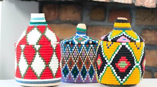 Moroccan Tbiqua