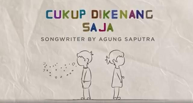 Chord Gitar dan Lirik Lagu Cukup Dikenang Saja Stefan William Ost Anak Band