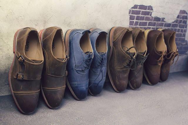 Các nguyên tắc chọn giày nam