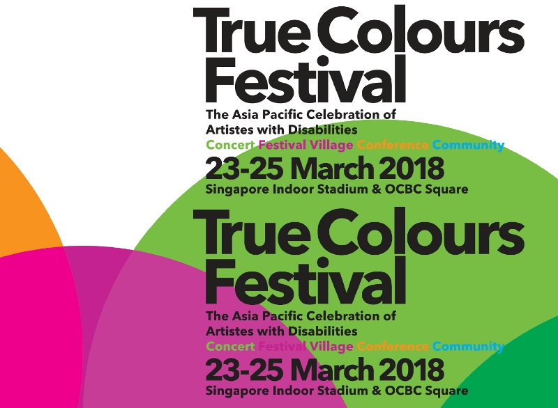true colours festival arts disabilities international conference