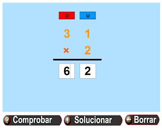 http://www.primerodecarlos.com/TERCERO_PRIMARIA/noviembre/Unidad4/actividades/mates/MULTI_SIN_LLEVAR.swf