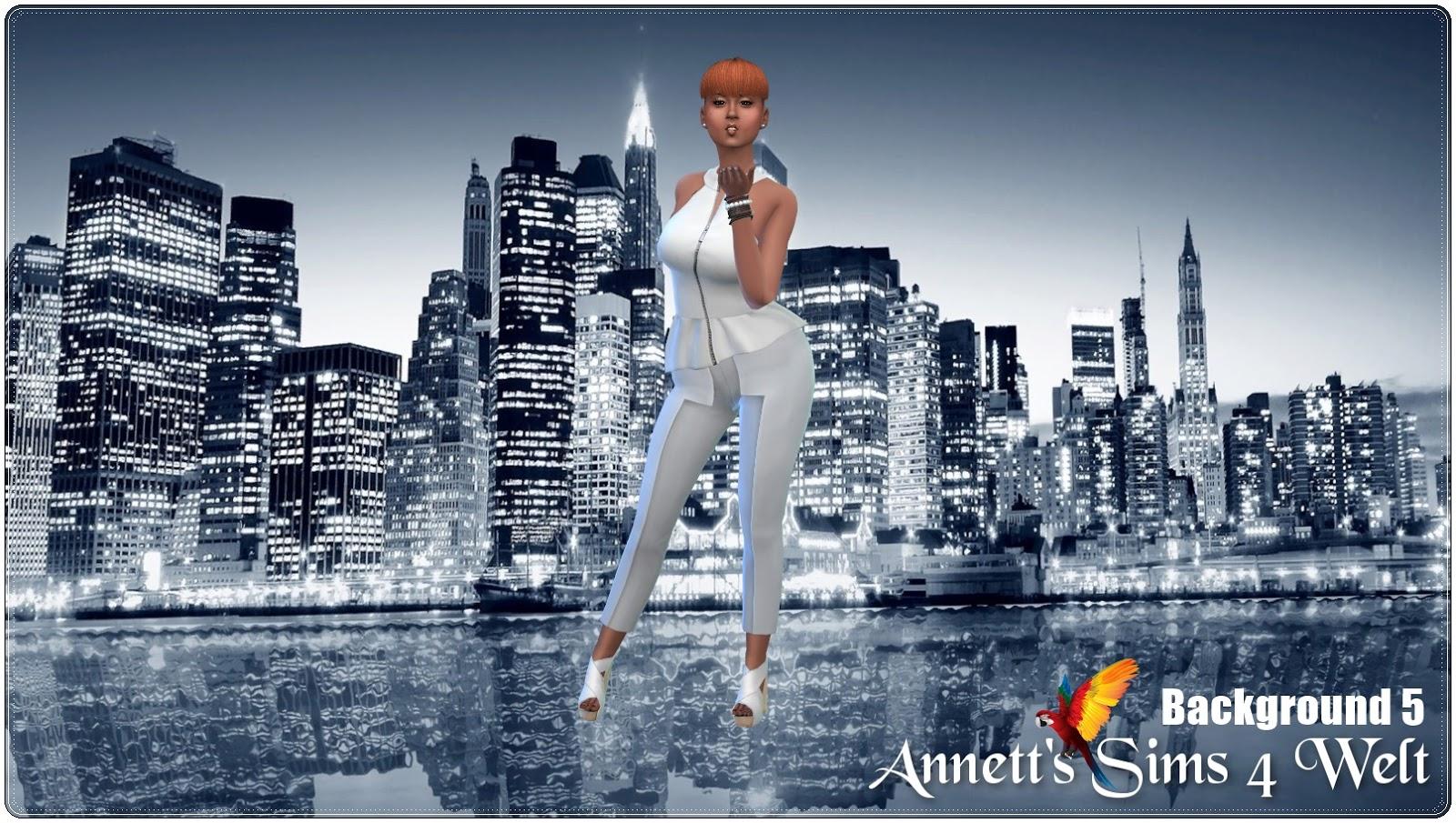 Annett S Sims 4 Welt Cas Backgrounds Quot Town Quot