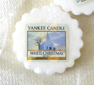 Yankee Candle White Christmas