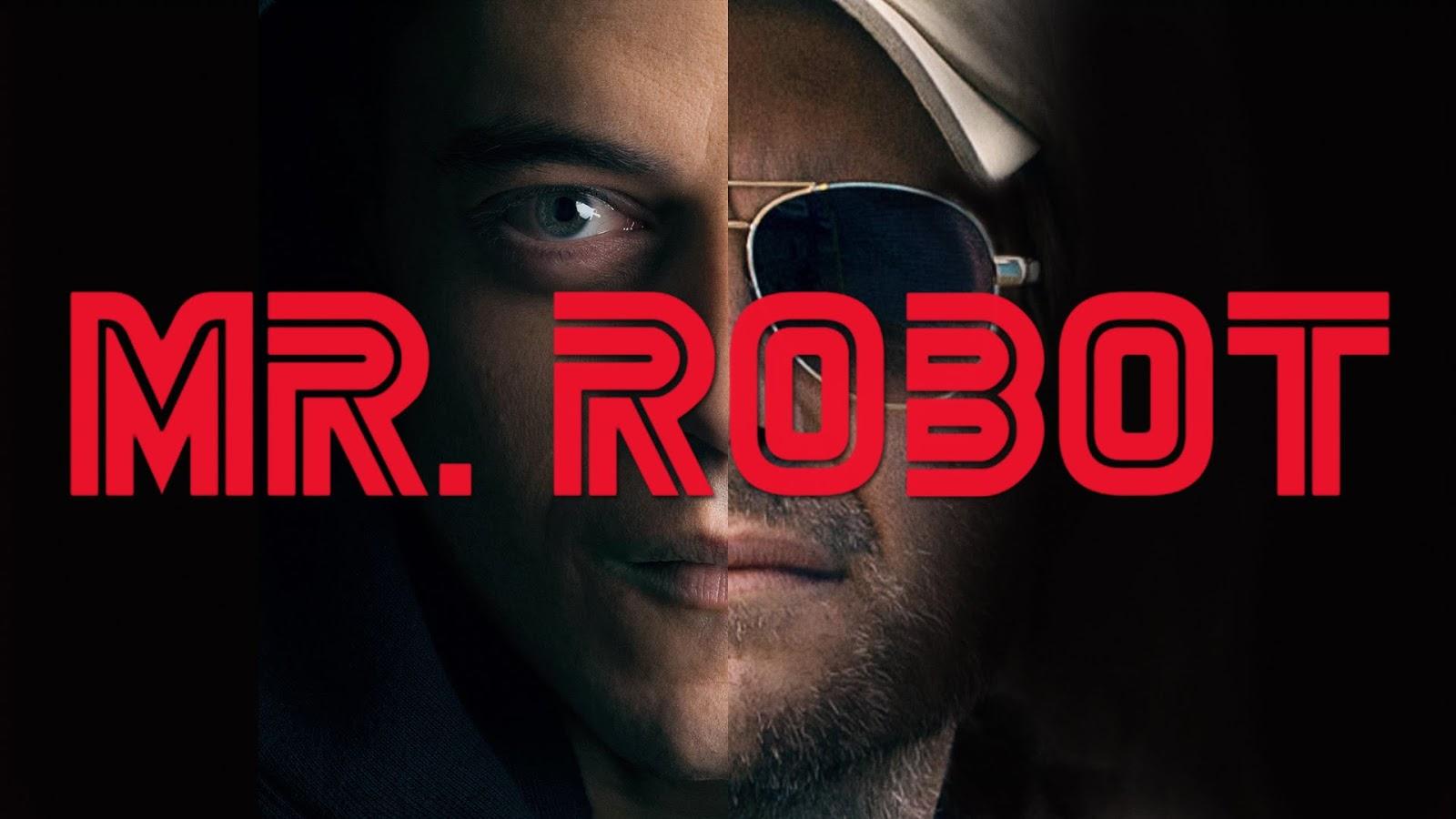 Conheça | Mr. Robot