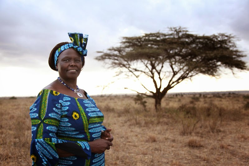 Kenya's Dr. Wangari Maathai was the first African women to receive the Nobel Peace Prize. Dr. Maathai was awarded the 2004 Nobel Peace Prize in the field of humanitarian work founding The Green Belt Movement.