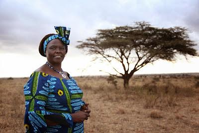 Dr. Wangari Maathai