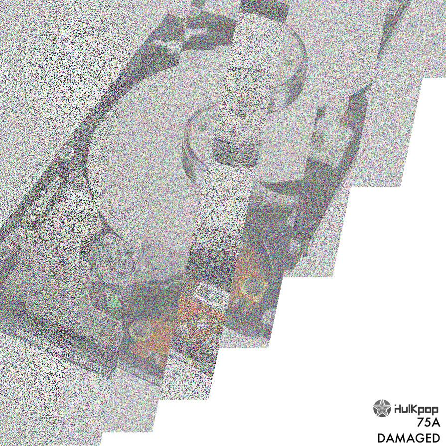 75A – Damaged (FLAC)
