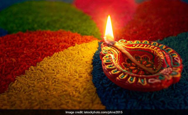 Narak Chaturdarshi ;Choti Diwali
