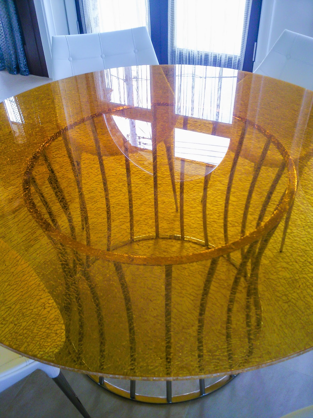 Glass Top Glass Table Top