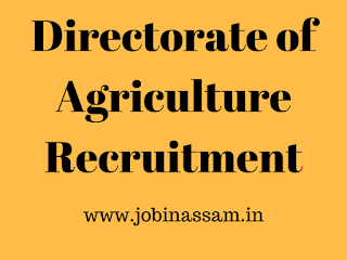 Directorate of Agriculture