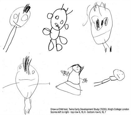 """Lo sviluppo psico-sociale dei bambini: """"Disegni o"""