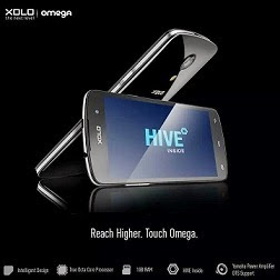 XOLO OMEGA 5.0, 1GB RAM, 8GB ROM, 5″, Android vv4.4 (KitKat) for Rs.5641 @ ebay (Lowest Price)