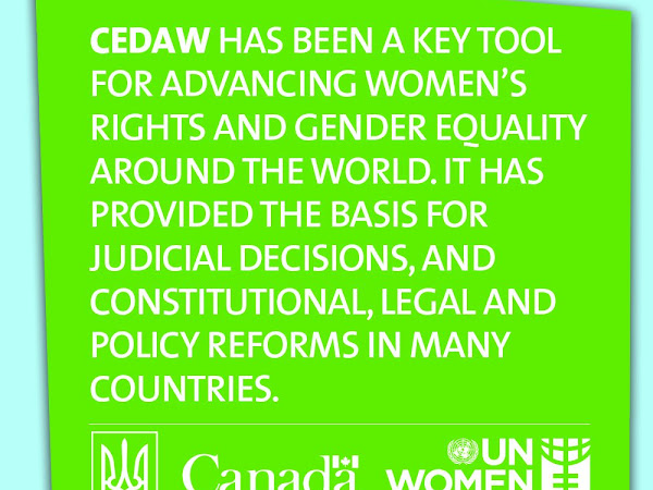 Learn more about the international bill of rights for women