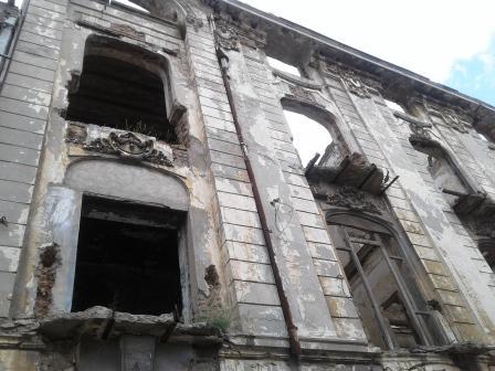 fostul hotel Marea Neagră