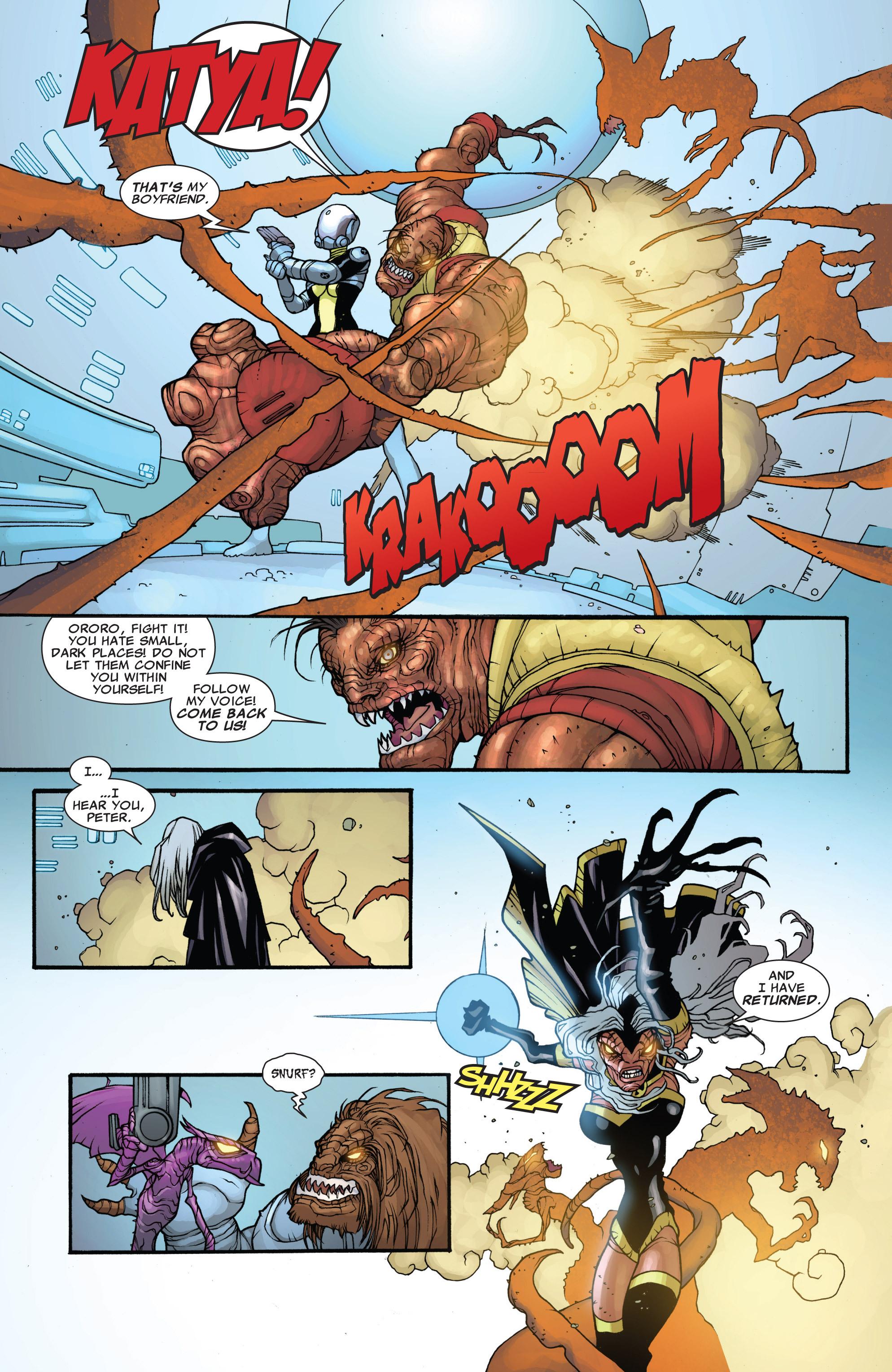 Read online Astonishing X-Men (2004) comic -  Issue #42 - 11