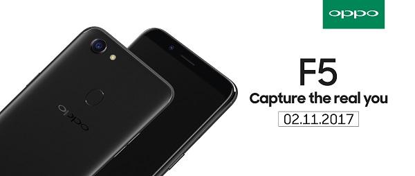 Oppo F5 Full Spesifikasi dan Harga Terbaru