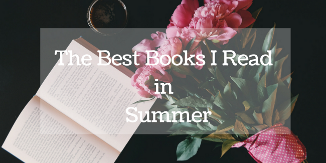 Books to read in Summer