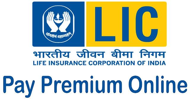 Pay LIC Premium Online