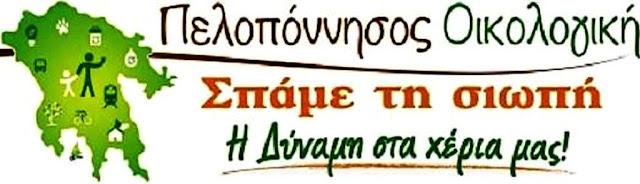 """Απολογισμός, Προγραμματισμός και εκλογή εκπροσώπου της """"Πελοπόννησος Οικολογική Αργολίδας"""""""