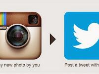 Cara Share Otomatis Foto Instagram Ke Twitter