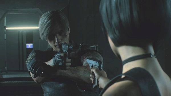 شاهد كيف تشتغل لعبة Resident Evil 2 من خلال منظور الشخص الأول