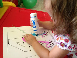 do-a-dot paint number 4