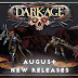 Dark Age Releases for August