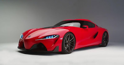 Toyota Supra 2018 Reviews, Specs, Price